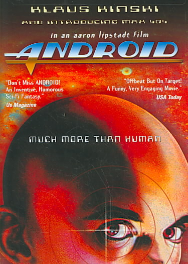 ANDROID BY KINSKI,KLAUS (DVD)